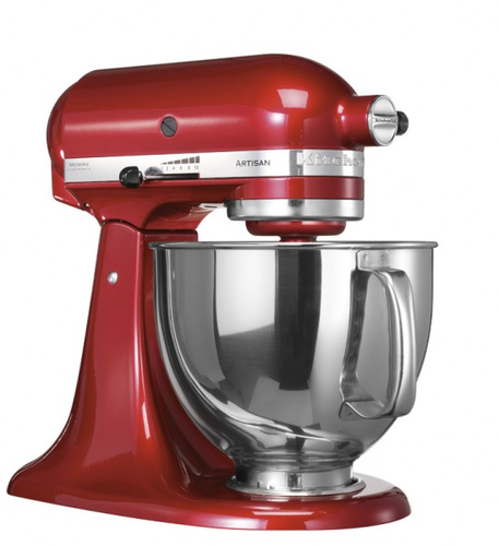 KitchenAid 5KSM150PSECA Mixer (Rot)