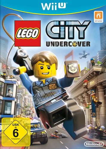 Nintendo LEGO City: Undercover, Wii U