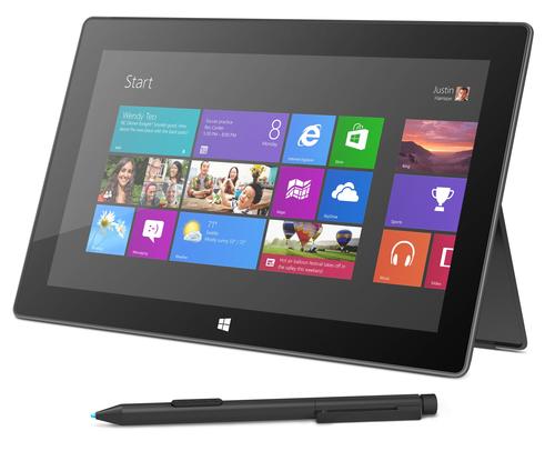 Microsoft Surface Pro 128GB Titan (Titan)