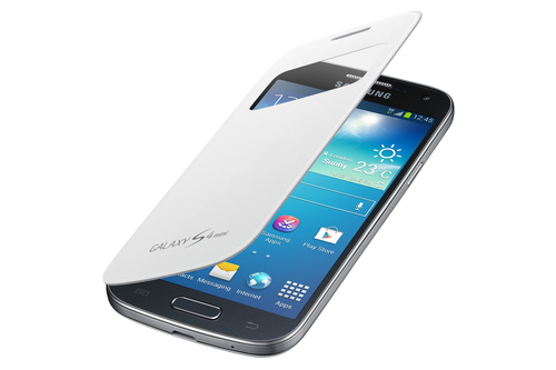 Samsung S view Cover (Weiß)