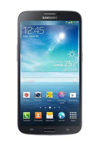 Samsung Galaxy Mega GT-I9205 8GB 4G Schwarz (Schwarz)