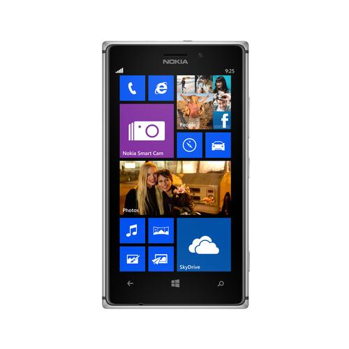 Nokia Lumia 925 4G Grau (Grau)