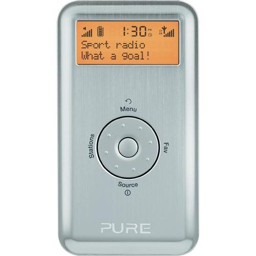 Pure Move 2500 (Schwarz)