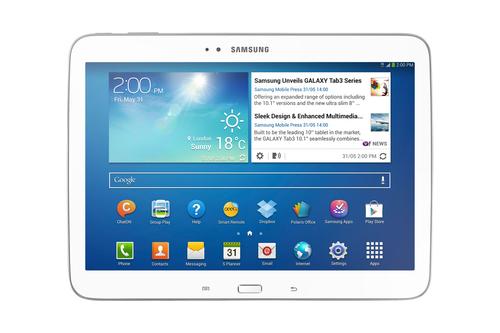 Samsung Galaxy Tab 3 10.1 16GB 3G Weiß (Weiß)