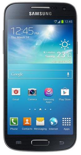 Samsung Galaxy S4 Mini GT-I9195 8GB 4G Schwarz (Schwarz)