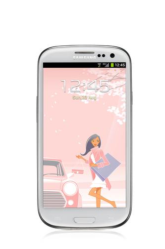 Samsung Galaxy S III GT-I9300 16GB Weiß (Weiß)