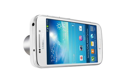 Samsung Galaxy S4 zoom SM-C101 8GB Weiß (Weiß)