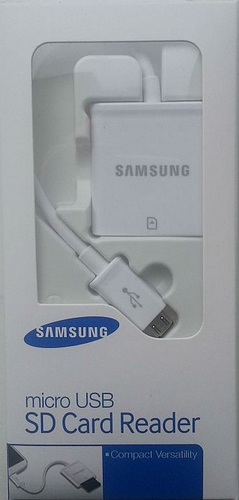 Samsung ET-SD10US (Weiß)