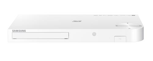 Samsung BD-F5500E Blu-Ray Spieler (Weiß)