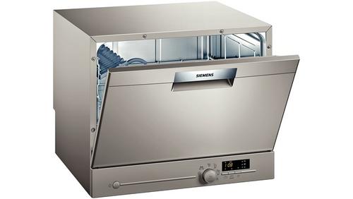 Siemens SK26E820EU Spülmaschine (Edelstahl)