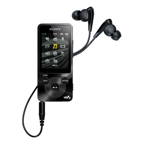 Sony Walkman NWZ-E585 (Schwarz)