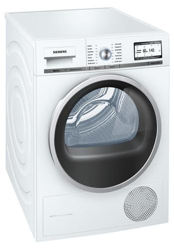 Siemens WT48Y7W1 Wäschetrockner (Weiß)