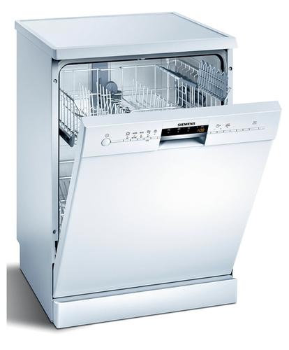 Siemens SN25M205EP Spülmaschine (Weiß)