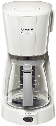 Bosch TKA3A031 Kaffeemaschine (Grau, Weiß)