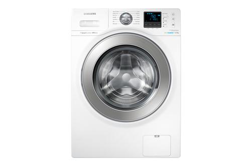Samsung WF12F9E6P4W Freistehend 12kg 1400RPM A+++ Weiß Front-load (Weiß)
