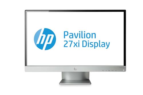 HP Pavilion 27xi (Schwarz, Silber)