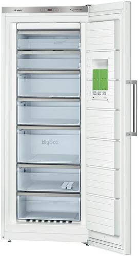 Bosch GSN54GW40 Gefriermaschine (Weiß)