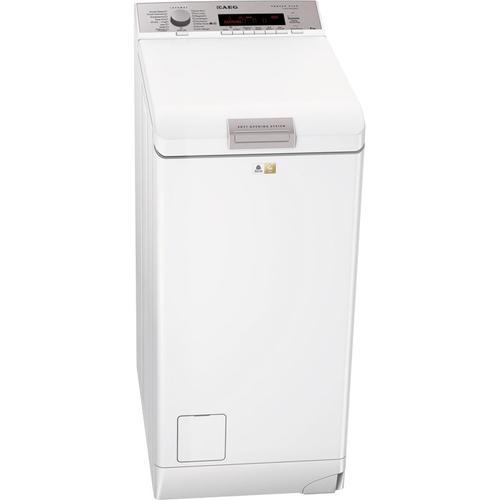 AEG L86565TL4 Freistehend 6kg 1500RPM A+++ Weiß Top-load (Weiß)