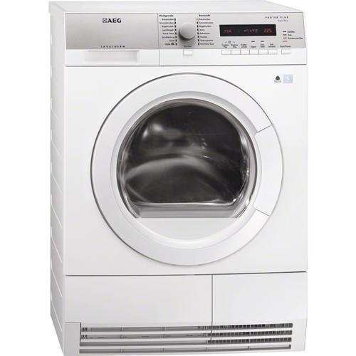 AEG T76375AH1 Wäschetrockner (Weiß)