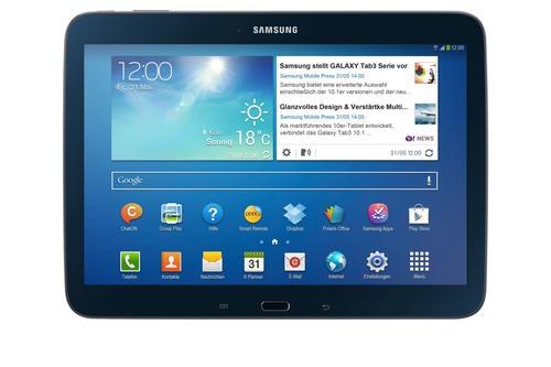 Samsung Galaxy Tab 3 10.1 (Schwarz)