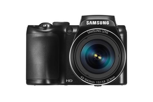 Samsung WB WB110 (Schwarz)