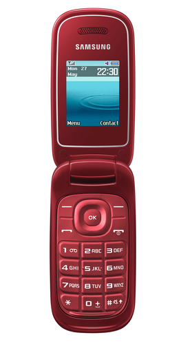 Samsung E1270 (Rot)