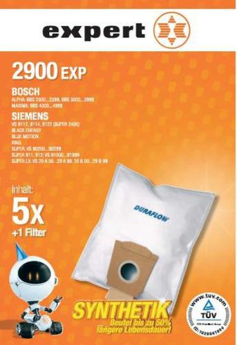 AEG 2900 EXP (Weiß)
