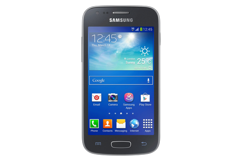 Samsung Galaxy Ace 3 GT-S7275 8GB 4G Schwarz (Schwarz)