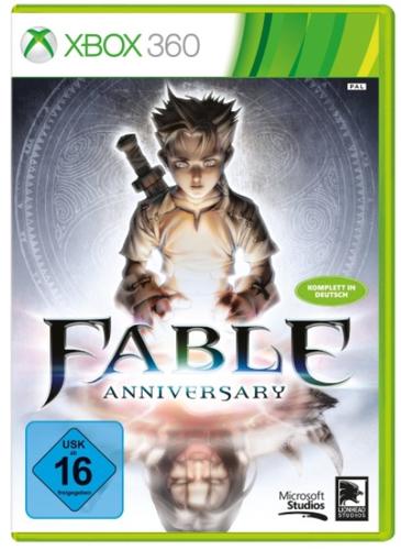 Microsoft Fable Anniversary, Xbox 360