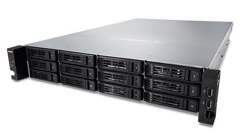 Buffalo TeraStation TS7120r Enterprise 48TB (Schwarz, Silber)
