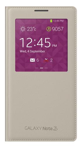 Samsung S View (Beige)