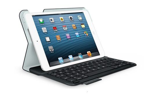 Logitech Ultrathin Keyboard Folio f/ iPad mini (Schwarz)