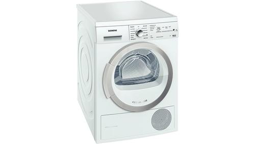Siemens WT46W392 Wäschetrockner (Weiß)