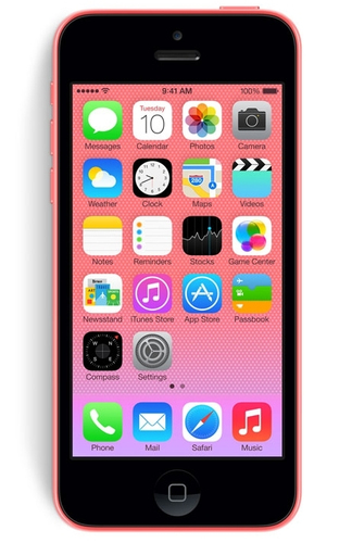 Apple iPhone 5c 16GB 4G Pink (Pink)