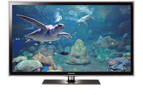 """Samsung UE46D6300 46"""" Full HD 3D Kompatibilität Smart-TV Schwarz (Schwarz)"""