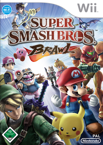 Nintendo Super Smash Bros. Brawl, Wii