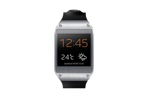 Samsung Galaxy Gear (Schwarz, Edelstahl)