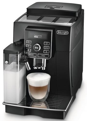 DeLonghi ECAM 45.366.B Kaffeemaschine (Schwarz)