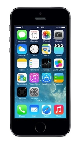 Apple iPhone 5s 16GB 4G Grau (Grau)