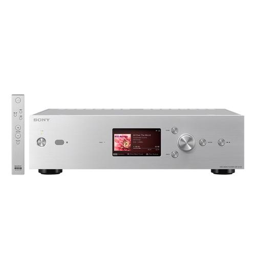 Sony HAP-Z1ES Festplatten-Audioplayer (Silber)
