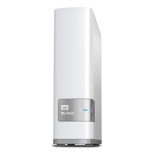 Western Digital My Cloud 3TB (Silber)
