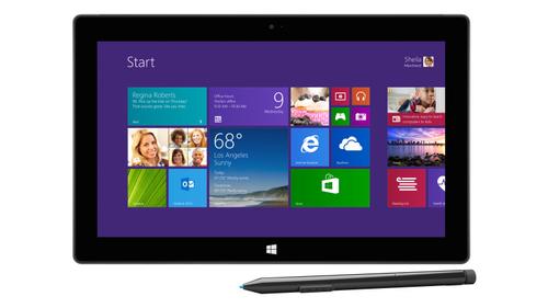 Microsoft Surface Pro 2 128GB Grau (Grau)