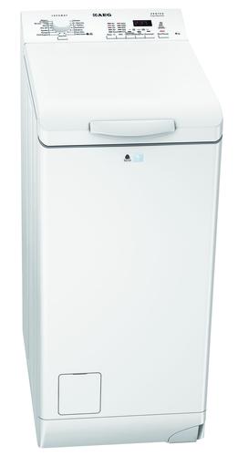AEG L61260TL Freistehend 6kg 1200RPM A++ Weiß Oben Waschmaschine (Weiß)