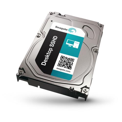 Seagate Desktop SSHD STCL2000400 Festplatte / HDD