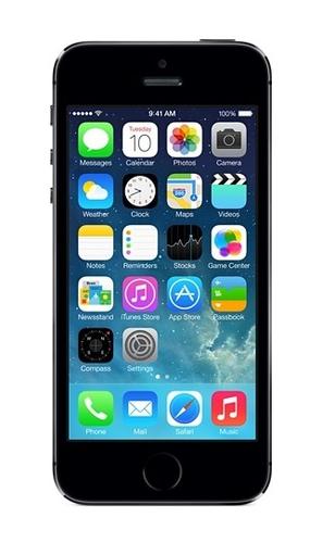 Apple iPhone 5s 16GB 4G Grau (Grau)