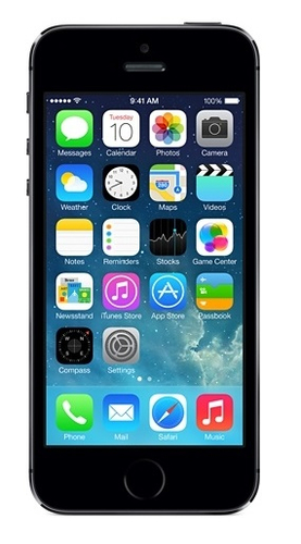 Apple iPhone 5s 32GB 4G Grau (Grau)