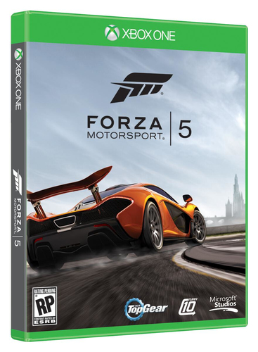 Microsoft Forza Motorsport 5, Xbox One