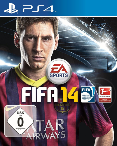 Electronic Arts FIFA 14, PS4