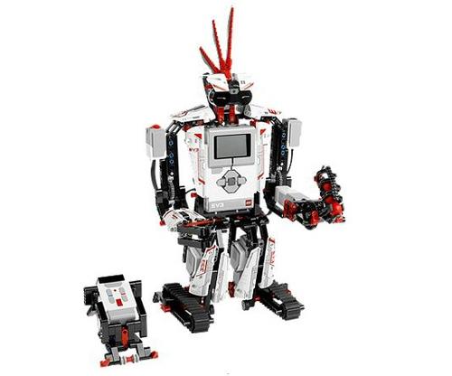 Lego Mindstorms 31313 - EV3  (Mehrfarbig)