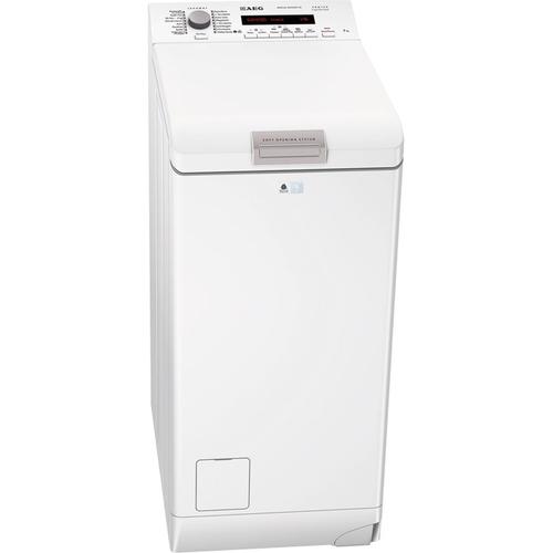 AEG L5.5TL Freistehend 7kg 1200RPM A++ Weiß Top-load (Weiß)